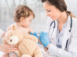 DTaP vaccination