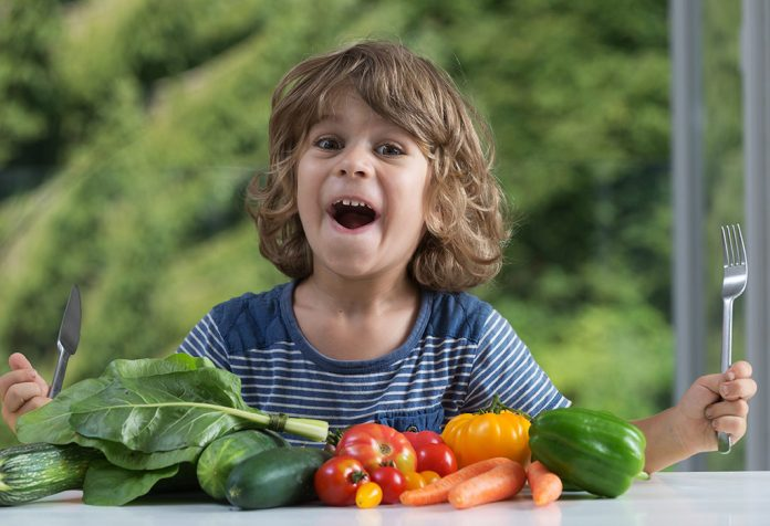 18 Best Ways To Develop Healthy Eating Habits In Kids
