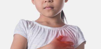 Chest Pain in Children