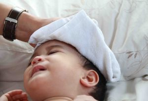 Home Remedies for Fever in Babies