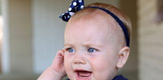 EAR INFECTION IN BABIES