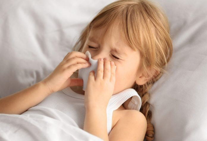 VIRAL INFECTION IN KIDS
