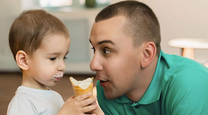 ICE CREAM FOR BABIES