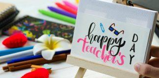 TEACHER'S DAY CARD IDEAS