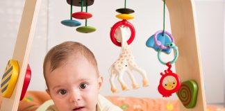 Best Toys for 5-Month-Old Babies