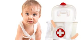 First Aid Kit for Babies - Why You Need and How to make