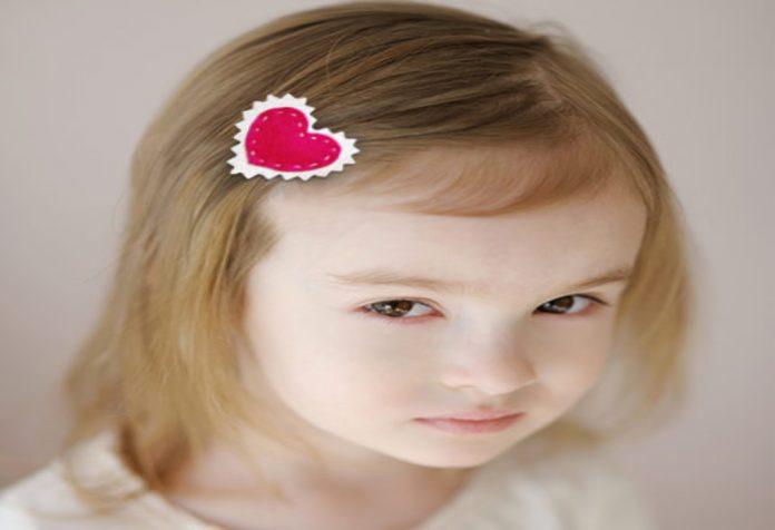 Valentine Heart Hair-Clip