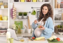 Eighth Month Pregnancy Diet