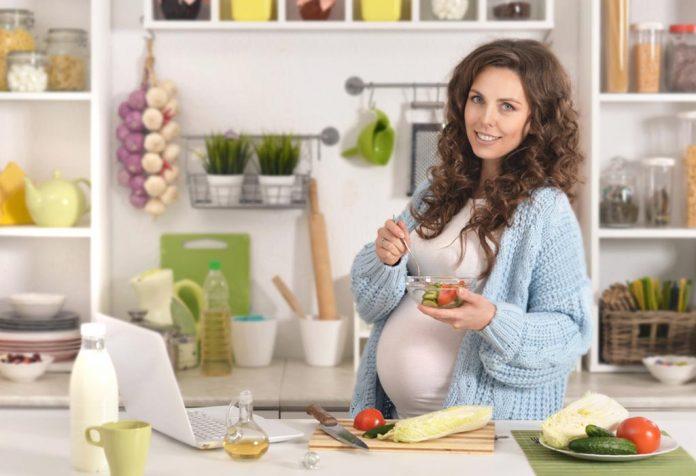 Eighth Month Pregnancy Diet